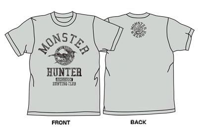 MONSTER HUNTER/MONSTER HUNTER/ハンティングクラブTシャツ