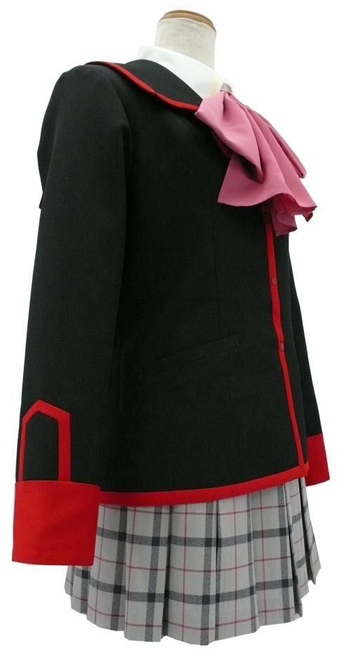 [Little Busters!][Girls School Uniform] 20759