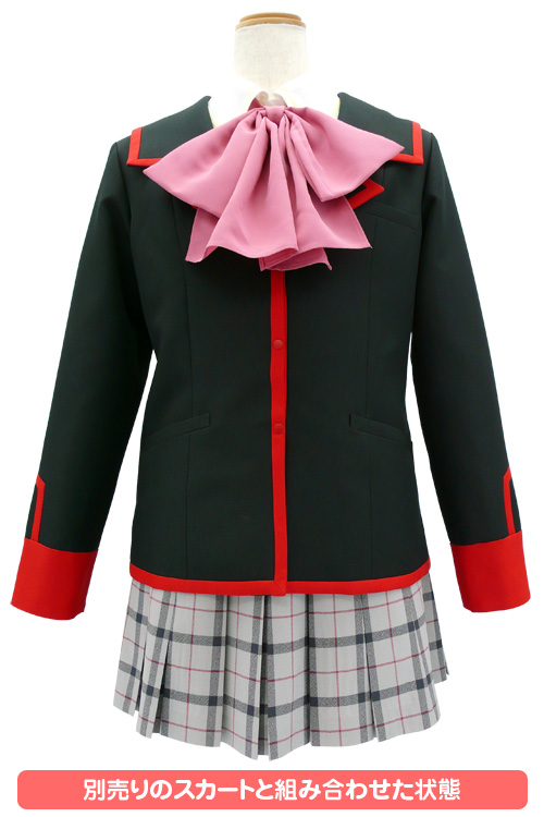 [Little Busters!][Girls School Uniform] 20859