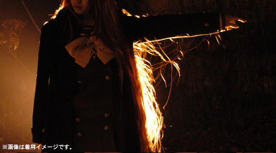 灼眼のシャナ/灼眼のシャナ/灼眼のシャナ 夜笠コート
