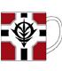 公国軍旗 マグカップ