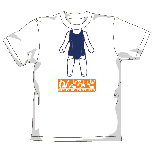 グッドスマイルカンパニー/ねんどろいど/ねんどろいどTシャツ