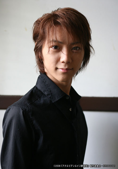 栩原楽人 - Rakuto Tochihara - JapaneseClass.jpJapane