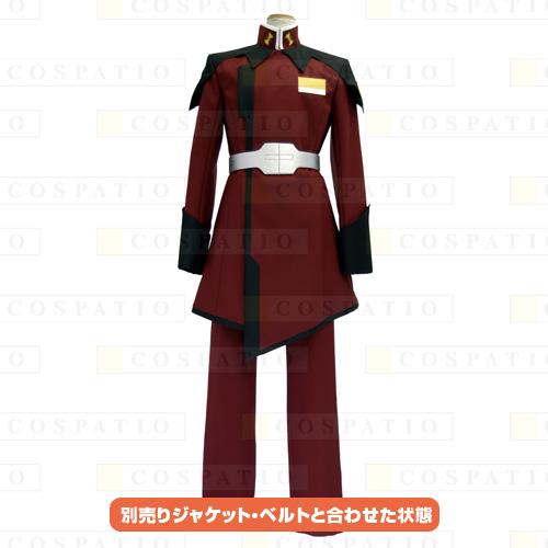ガンダム/機動戦士ガンダムSEED/ザフト軍制服 パンツ リニューアルVer.