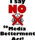 図書館戦争/図書館戦争/メディア良化法反対Tシャツ