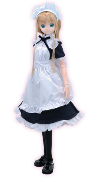 CURE MAID CAFE'/CURE MAID CAFE'/AOD602-CMS 60cmドール CURE MAID CAFE' in SAHRA(夏服)