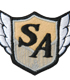 S・A SAクラス ワッペン