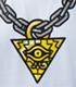 遊☆戯☆王/遊☆戯☆王デュエルモンスターズ/千年パズルTシャツ