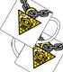 千年パズルマグカップ
