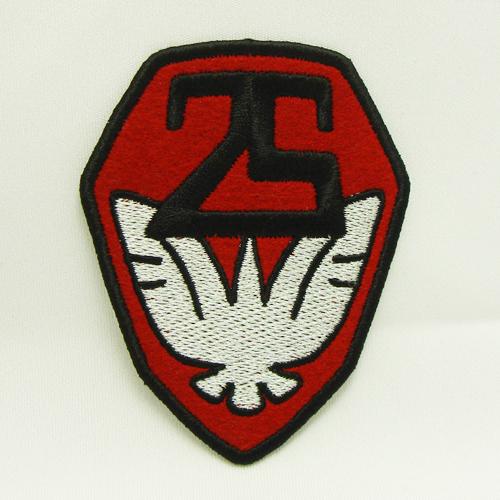 超時空要塞マクロス/マクロスFRONTIER/マクロス・クォーター乗員ワッペン