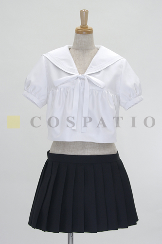 ZONE-00/ZONE-00/沖野真夜子の制服 セーラージャケット
