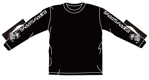 ファンタシースター/PHANTASY STAR PORTABLE/ラッピー・ティッピーズロングスリーブTシャツ