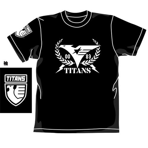 ガンダム/機動戦士Zガンダム/ティターンズマークTシャツ