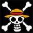 海賊旗リストバンド
