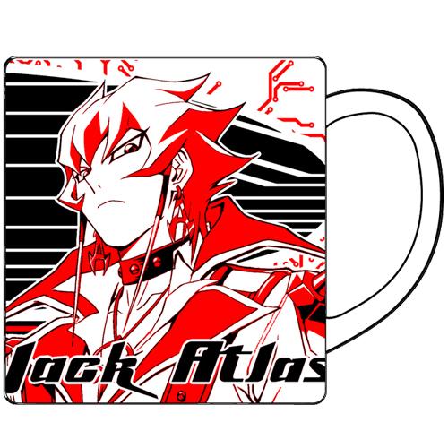 遊☆戯☆王/遊☆戯☆王5D's/ジャックマグカップ