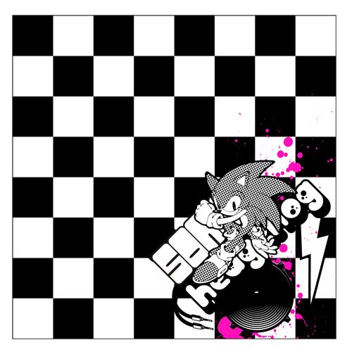 ソニック・ザ・ヘッジホッグ/ソニック・ザ・ヘッジホッグ/ソニッククッションカバー