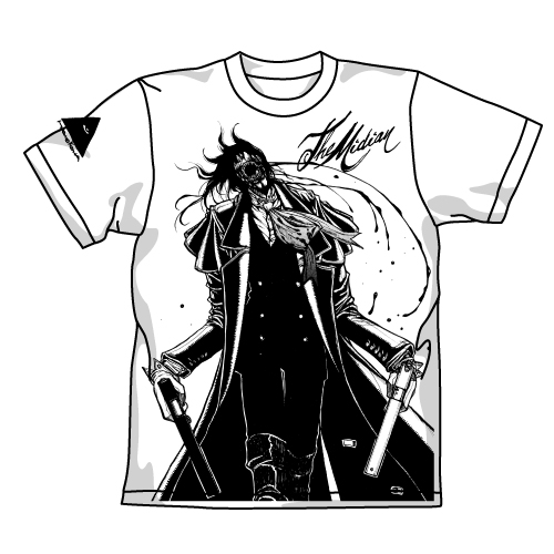 HELLSING/HELLSING/ミディアンTシャツ