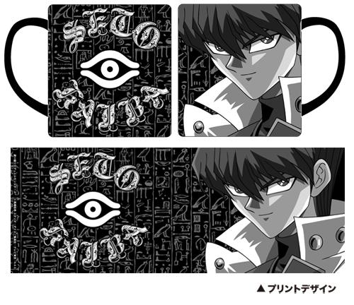 遊☆戯☆王/遊☆戯☆王デュエルモンスターズ/海馬マグカップ