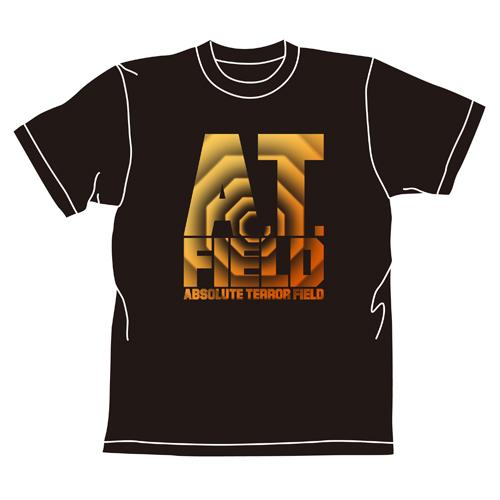 エヴァンゲリオン/EVANGELION/ATフィールドロゴTシャツ