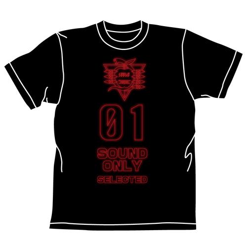 エヴァンゲリオン/EVANGELION/SOUND ONLYTシャツ