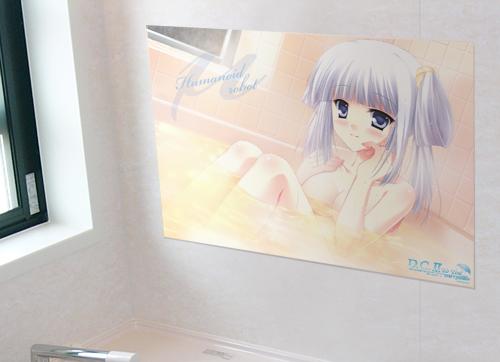 D.C. ダ・カーポ/D.C.II To You ~ダ・カーポII~トゥーユー/μお風呂ポスター
