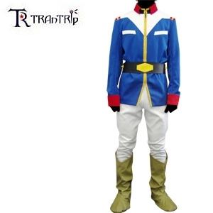 ガンダム/機動戦士ガンダム/連邦軍男子制服 ブルーver.