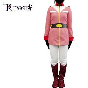 ガンダム/機動戦士ガンダム/連邦軍女子制服 ピンクver.