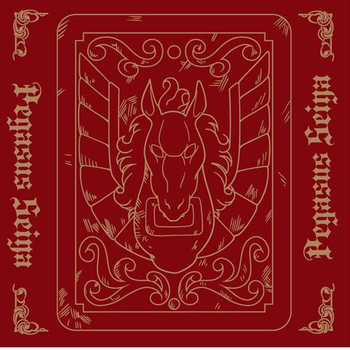 聖闘士星矢/聖闘士星矢/ペガサス星矢クッションカバー