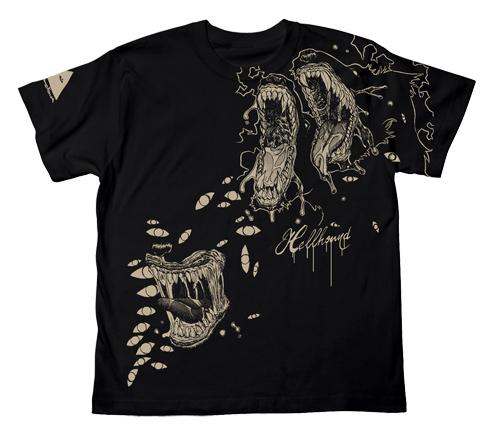 HELLSING/HELLSING/ヘルハウンドTシャツ