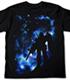 星空のガンダムTシャツ