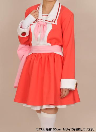 WHITE ALBUM/TVアニメ「WHITE ALBUM」/森川由綺アニメ版ステージ衣装