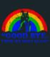 虹と初号機Tシャツ