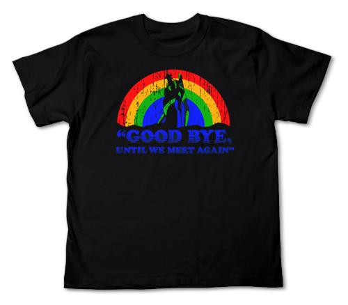 エヴァンゲリオン/EVANGELION/虹と初号機Tシャツ