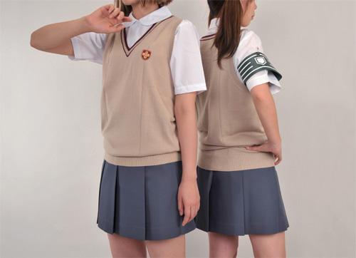 とある魔術の禁書目録/とある魔術の禁書目録/常盤台中学校 女子制服 ニットベスト