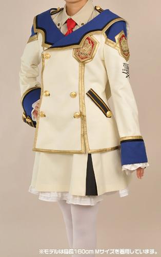 鋼殻のレギオス/鋼殻のレギオス/ツェルニ 武芸科女子制服 スカート