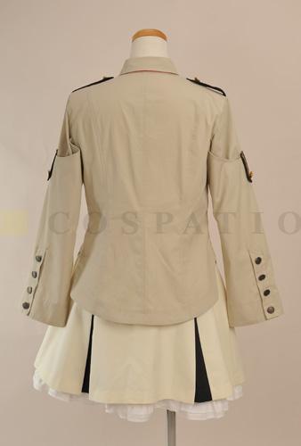 鋼殻のレギオス/鋼殻のレギオス/ツェルニ 武芸科女子制服 シャツ