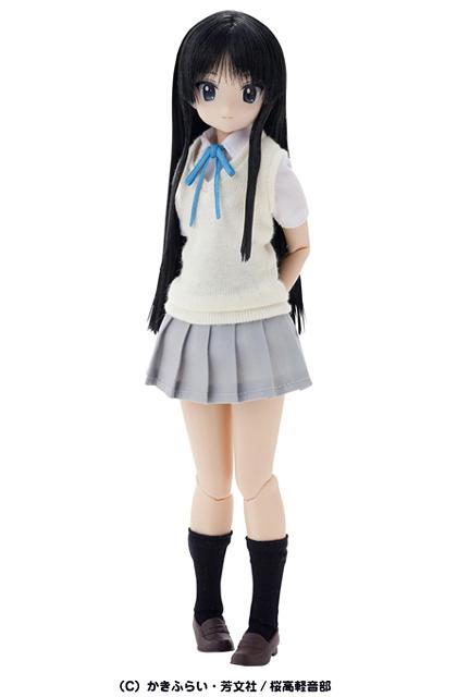 けいおん!/PND020,MIO ピュアニーモキャラクターシリーズ 『けい