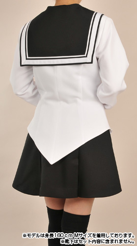 けんぷファー/けんぷファー/星鐵学院 女子制服 長袖セーラージャケット