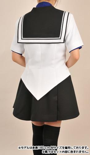 けんぷファー/けんぷファー/星鐵学院 女子制服 半袖セーラージャケット