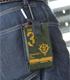 ガンダム/機動戦士ガンダム/公国軍旗盾型ワッペン