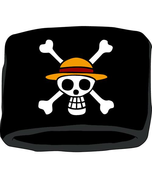 ONE PIECE/ワンピース/海賊旗リストバンド