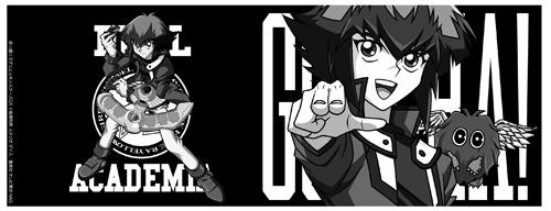 遊☆戯☆王/遊☆戯☆王デュエルモンスターズGX/遊城十代マグカップ