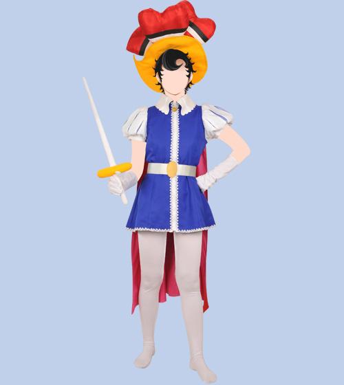 リボンの騎士/リボンの騎士/サファイアコスチュームセット