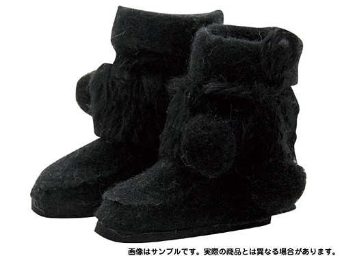 AZONE/Foot Wear Collection/AKT066 【21cm~27cmドール用】 ファーショートブーツ