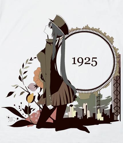 初音ミク 1925 | 1925Tシャツ