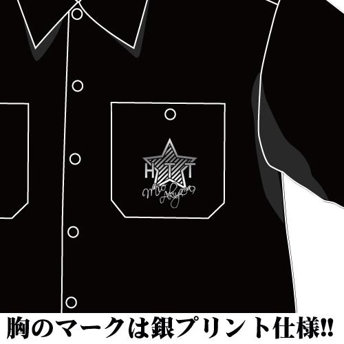 けいおん!/けいおん!!/★TBSishop限定★秋山澪刺繍ワークシャツ birthday