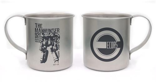 ガンダム/機動戦士ガンダムUC(ユニコーン)/エコーズステンレスマグカップ