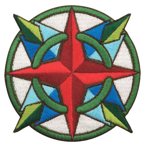 STAR DRIVER 輝きのタクト/STAR DRIVER 輝きのタクト/綺羅星十字団脱着式ワッペン