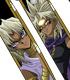 遊☆戯☆王/遊☆戯☆王デュエルモンスターズ/海馬コーポレーションメタルブローチ