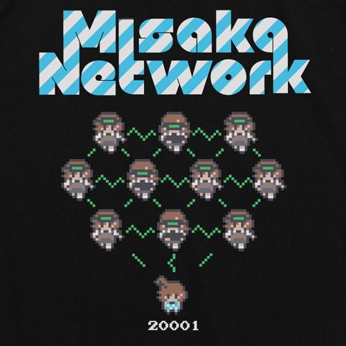 とある魔術の禁書目録/とある魔術の禁書目録II/ミサカネットワークTシャツ